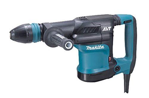 Makita HM0871C Stemmhammer fuer SDS MAX 1110 W Schwarz Blau 500x330 - Makita HM0871C Stemmhammer für SDS-MAX 1.110 W, Schwarz, Blau